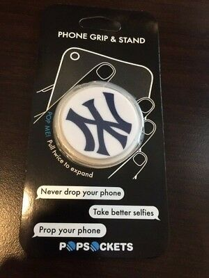 New York Yankees Phone Grip & Stand Wrap Pop Up Expand Grip Universal MLB