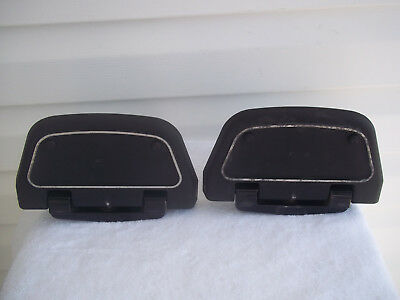 Harley Stock Passenger Floorboards '93/Up Touring & Trike Models