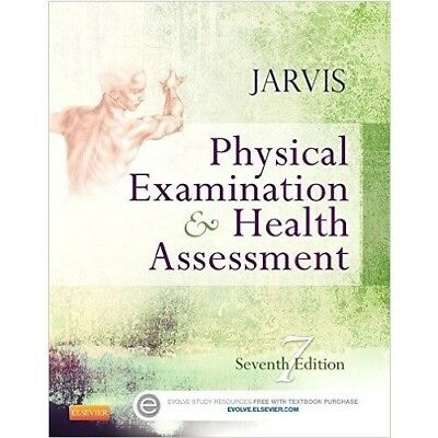 [PDF] Physical Examination and Health Assessment by Carolyn Jarvis 7th Edition