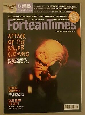 Foretean Times FT346 December 2016 - Attack of the Killer Clowns