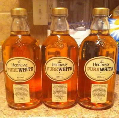 Hennessy PURE WHITE Cognac (NOT Empty)