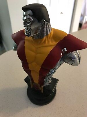 Bowen Designs COLOSSUS Mini Bust Statue 55/5000 FEW PAINT CHIPS