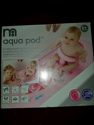 Mothercare Pink Aquapod Boxed And In Great Condition