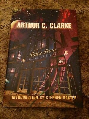TALES FROM THE WHITE HART Arthur C. Clarke 500 COPY SIGNED/LIMITED HC fine OOP