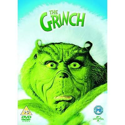 How The Grinch Stole Christmas (Christmas Decoration) [DVD] [2000] DVD