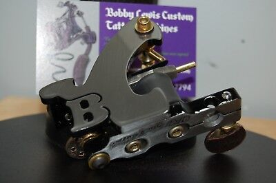 Custom Built Tattoo Machine LINER 8 Wrap 1.00 coil core New Design 1st one made