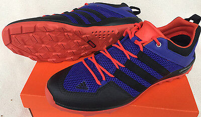 be9eab5bf35 Adidas Climacool Daroga Plus B40917 Flash Trail Hiking Running Shoes Men s  14