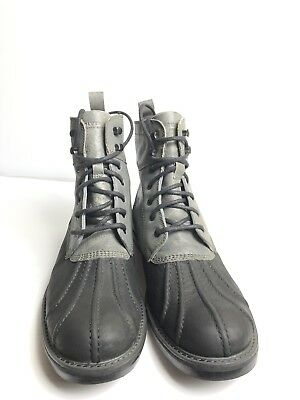 85ecba4eeff WOLVERINE FELIX WATERPROOF Duck Leather Boot W40238 Sz Us M 11