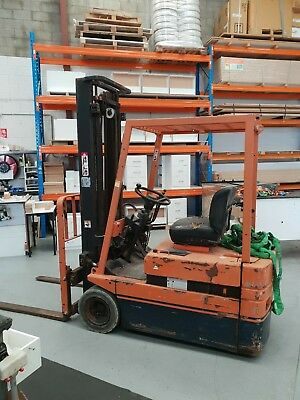 Toyota Electric Forklift 1.5T still in good condition.