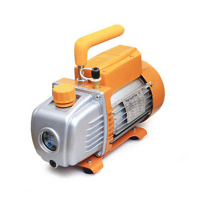 BACOENG 3CFM Rotary Vane 1/4HP Vacuum Pump HVAC Refregeration Repair Degassing