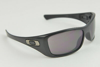 81d240ce12939 OAKLEY HIJINX POLISHED Black Grey 03-590 Bruce Irons Hawaii 64-15 ...