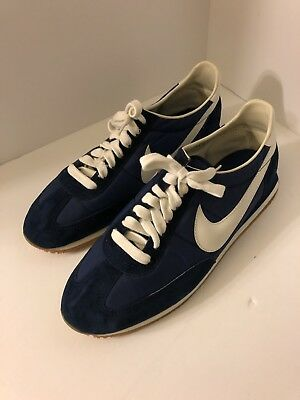 outlet store b0959 7832b Very Rare Vintage NEW 1983 NIKE OCEANIA WAFFLE Shoes Size 12 Men