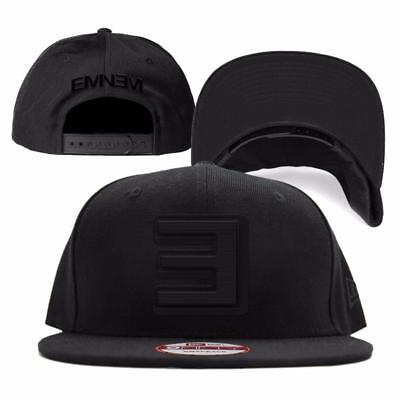 hot sale online d0e2e 140b9 Eminem E Official New Era 9Fifty Snapback Cap Hat Brand New Super Rare