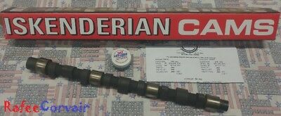1960-69  Corvair camshaft by Iskenderian, size 270, new, get more for your $!