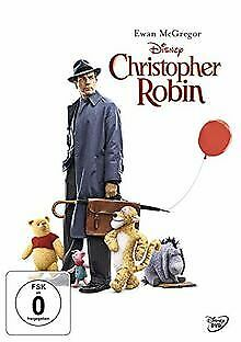 Christopher Robin | DVD | condition new