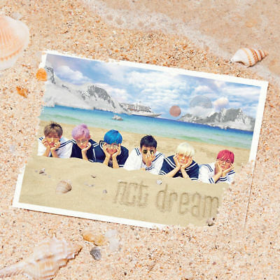 NCT DREAM [WE YOUNG] 1st Mini Album CD+Photo Book+Card+GIFT CARD K-POP SEALED