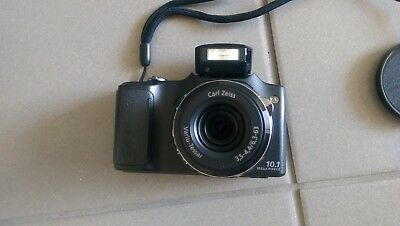 Sony Carl Zeiss 10.1 MP DSC-H20 4GB 10x Optical Zoom