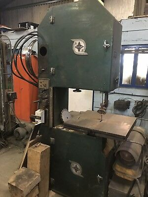 Large Midsaw Verticle Bandsaw Industrial Three Phase
