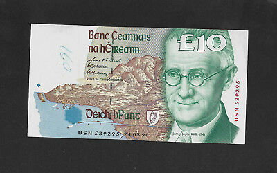 Stock clearance! Space filler or for beginners! 10 pounds 1998 IRELAND