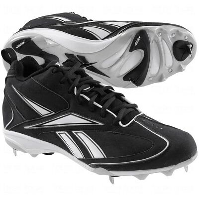 Reebok Vero III Mid Baseball Metal Cleats