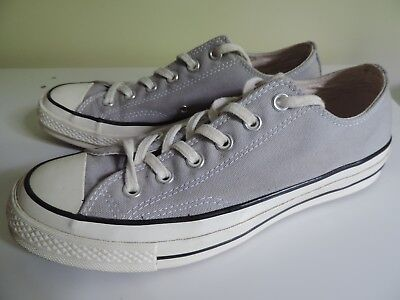 Converse All Star Grey Womens US 9Mens US 7 Chuck Taylor Shoes Sneakers