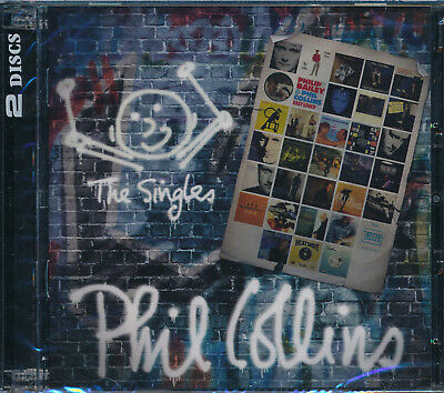 Phil Collins 2-disc CD NEW Greatest Hits Sussudio Easy Lover