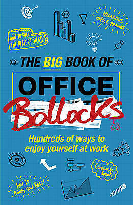 The Big Book of Office Bollocks, Malcolm Croft, New Book