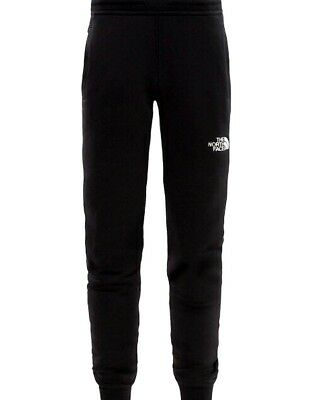 New The North Face Young Children Jog Pants Joggers Black Size XL