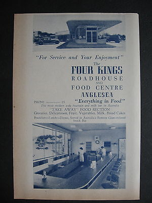 Four Kings Roadhouse Anglesea 1948