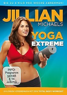 Jillian Michaels - Yoga Extreme | DVD | condition new