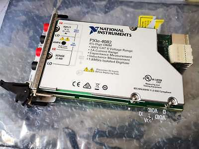 National Instruments, NI PXIe 4082,PXIe, 6½-Digit, ±300 V, nearly news.