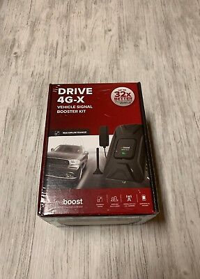 Brand New weBoost Drive 4G-X LTE Car Cell Signal Booster | 470510 | Sealed!