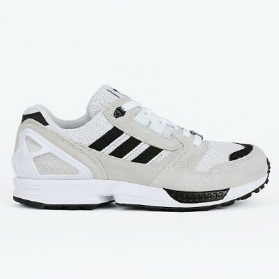 3be2fc198 New Adidas Unisex ZX 8000 Running Shoes Sneakers - White Black(S82819)