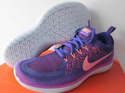 Nike Womens Free RN Distance 2 Running Shoes 863776 502