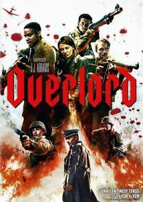 OVERLORD (Region 1 DVD,US Import,sealed)
