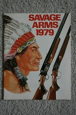 Savage Arms Catalog vintage Indian head old guns pictures vintage