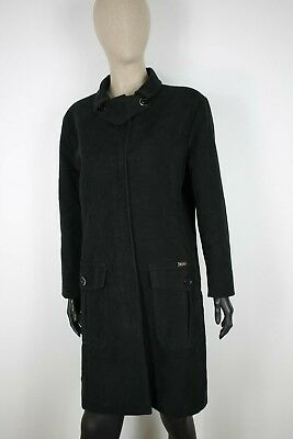 CONTE OF FLORENCE Cappotto Giacca Trench Jacket Coat Tg 50 Donna Woman C 9ba23fdf60f