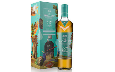 Macallan Concept Edition Number 1 Whisky, Lim. Edition, In STOCK. Sofort Lieferb