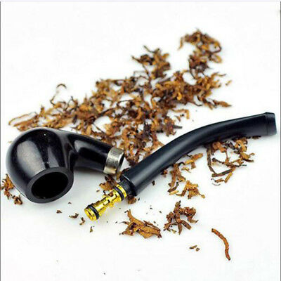 Tobacco Cigarettes Cigar Pipes&Cleaning Tool Mini Durable Wooden Smoking Pipe UK