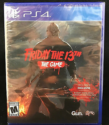 Friday the 13th The Game -Ultimate Slasher Edition PS4 Playstation 4