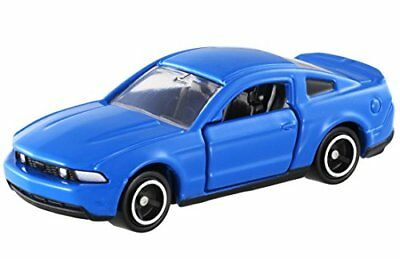 Takara Tomy Tomica No.60 Ford Mustang GT V8 Scale 1/67 Blue Color