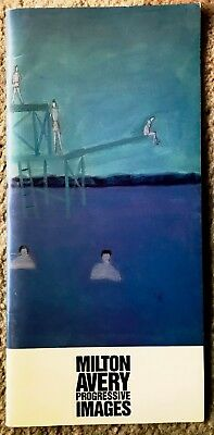 Milton Avery: Progressive Images by Milton Avery/ 1st Ed/ 1988