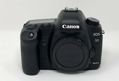 Canon EOS 5D Mark II - Black (Body Only) (2764B003) + Other Kit