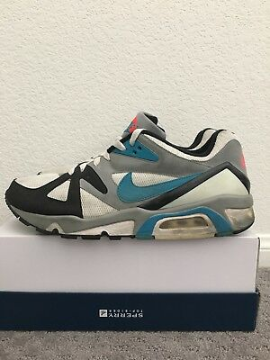 le dernier d7b23 9f295 NIKE AIR STRUCTURE Triax 91 Men's 10 Air max Infrared OG 318088-131 Used NO  BOX