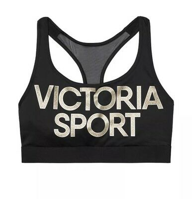 a2b51dda8a5 NEW The Player by Victoria Sport~Victoria s Secret Mesh Racerback Sport Bra  XL