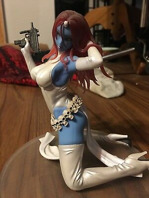 Kotobukiya Marvel X-Men Bishoujo MYSTIQUE Statue Figure Loose As Is