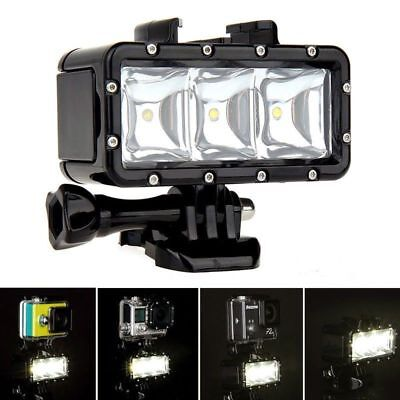 Action camera accessories Diving LED light for diving Gopro Heros 7/6/5/4/3+ TO