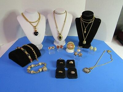 Fabulous Collection All Retired Signed Joan Rivers  Jewelry Lot