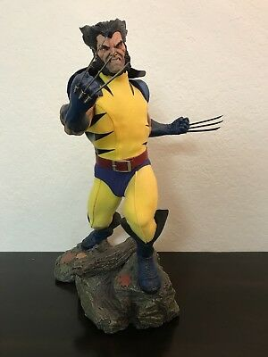 Sideshow Collectibles Wolverine 1/4 Scale Premium Format Exclusive #220/700