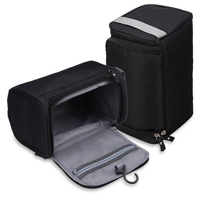 1038bf69f691 Hanging Toiletry Bag - Large Cosmetic Makeup Travel Organizer for Men    Women